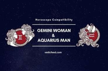 Gemini Woman and Aquarius Man Compatibility
