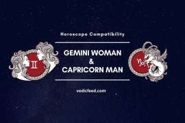 Gemini Woman and Capricorn Man