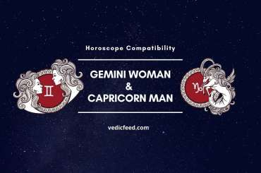 Gemini Woman and Capricorn Man