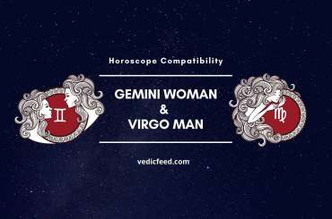 Gemini Woman and Virgo Man