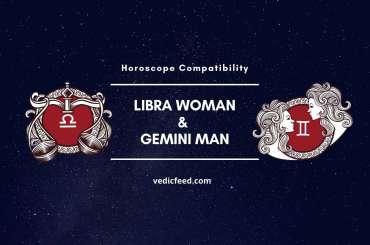 Libra Woman and Gemini Man