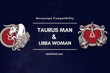 Taurus Man and Libra Woman