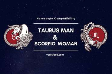 Taurus Man and Scorpio Woman