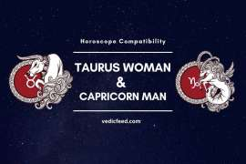 Taurus Woman and Capricorn Man