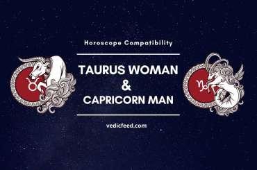 Taurus Woman and Capricorn Man