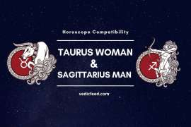 Taurus Woman and Sagittarius Man