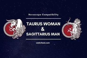Taurus Woman and Sagittarius Man