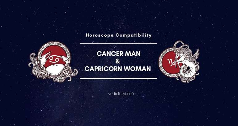 Cancer Man and Capricorn Woman Compatibility