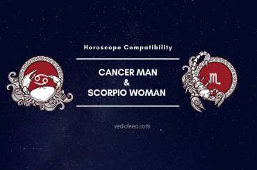 Cancer Man and Scorpio Woman