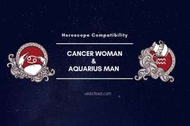 Cancer Woman and Aquarius Man Compatibility
