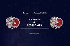 Leo man and Leo Woman Compatibility