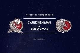 Capricorn Man and Leo Woman Compatibility