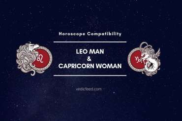 Leo Man and Capricorn Woman Compatibility