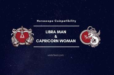 Libra Man and Capricorn Woman Compatibility