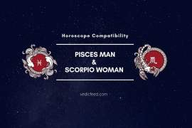 Pisces Man and Scorpio Woman Compatibility