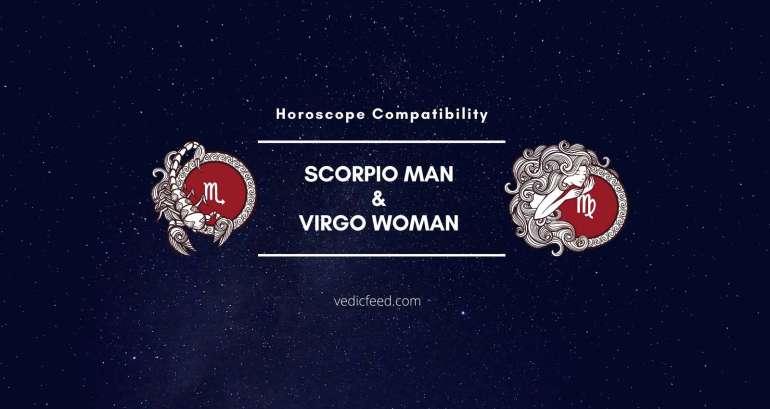 Virgo woman libra man