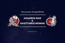 Aquarius Man and Sagittarius Woman Compatibility
