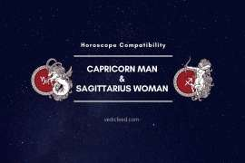 Capricorn Man and Sagittarius Woman Compatibility