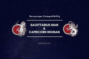Sagittarius Man and Capricorn Woman Compatibility