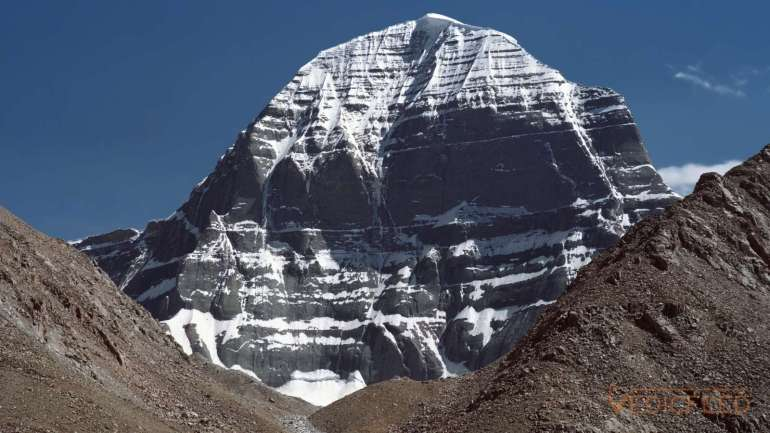 North Face of Mount Kailash