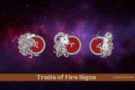 Fire Signs Zodiac