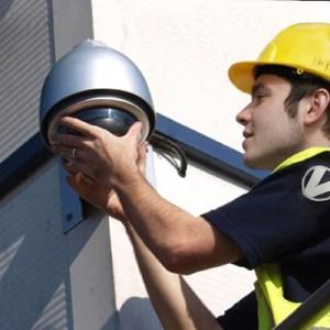 Onderhoud aan camerasystemen en bewakingscamera
