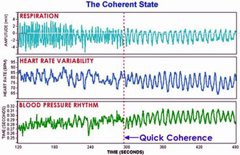 Coherence - Breath, Heart and Brain<br />