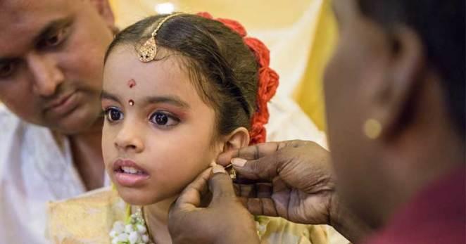 Karnavedha Sanskar – Importance of Ear Piercing in Hinduism   Vedic Tribe