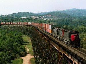 Железнодорожные контейнерные перевозки