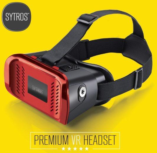 Sytros VR Headset