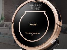 Haier XShuai T370 Robotic Vacuum Cleaner Review
