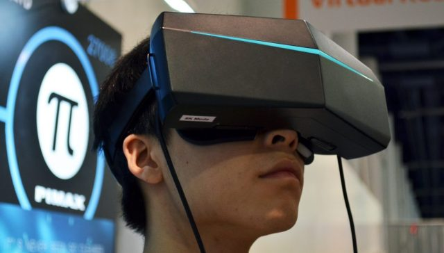 PIMAX 8K VR Headset review