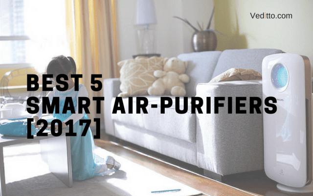 BEST 5 Smart air-purifiers in 2017