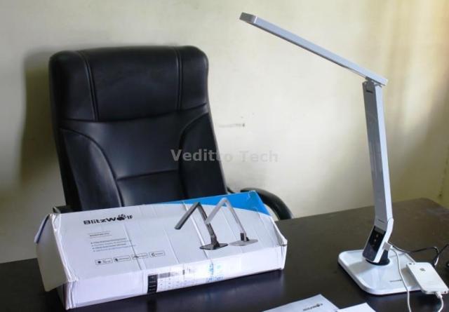 Design of BlitzWolf BW-LT1S smart led lamp