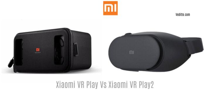 VR Play Vs VR Play2