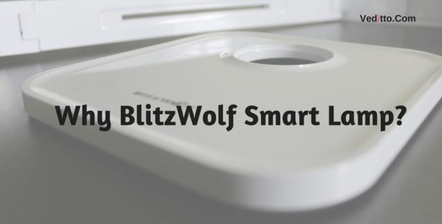 Why Blitzwolf Smartlamp
