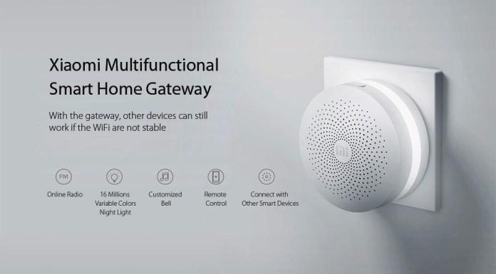 xiaomi Gateway Remote Control