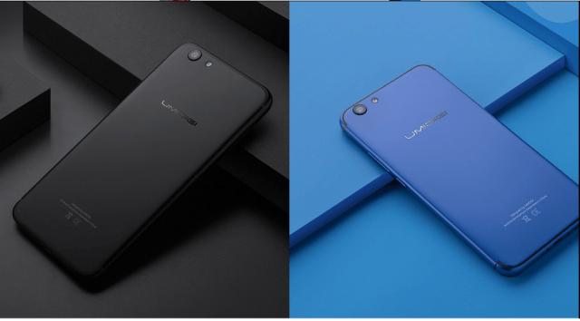 Design of UMIdigi C NOTE 2 Smartphone
