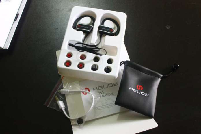 Unboxing Hbuds H1 Earbuds