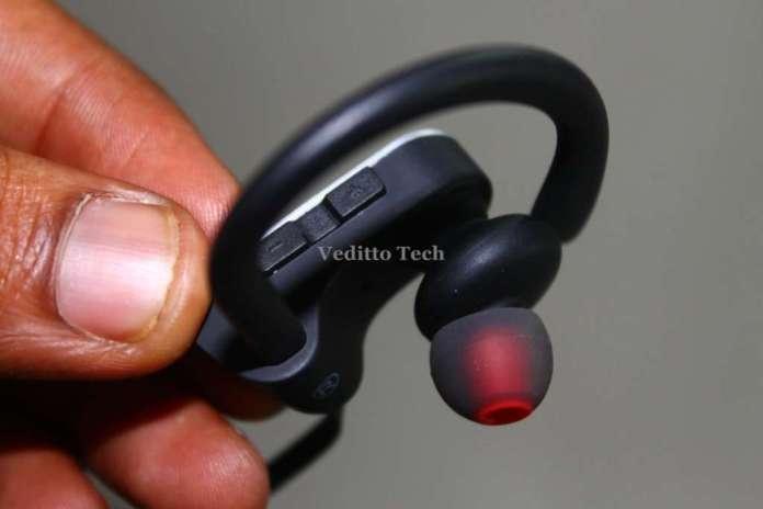 Volume Button H1 Wireless earbuds