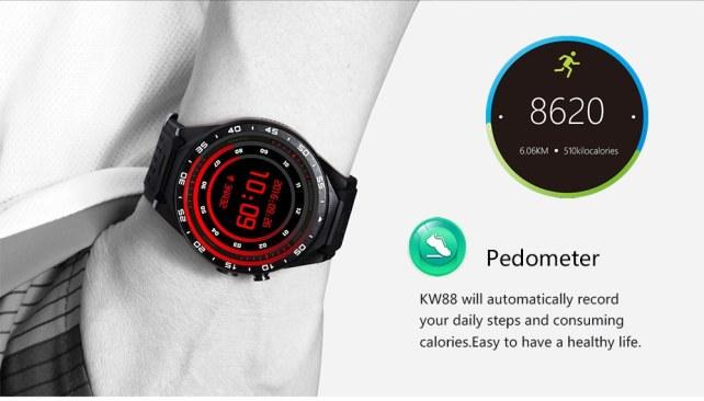 Health based Smartwatch