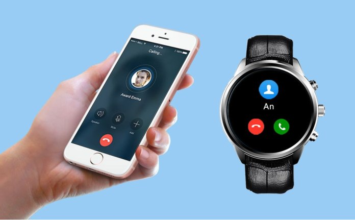 Finow X5 Air Smartwatch Sync with iPhone 6