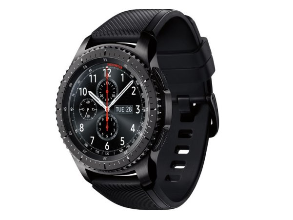 Samsung Gear S3 waterproof smartwatch
