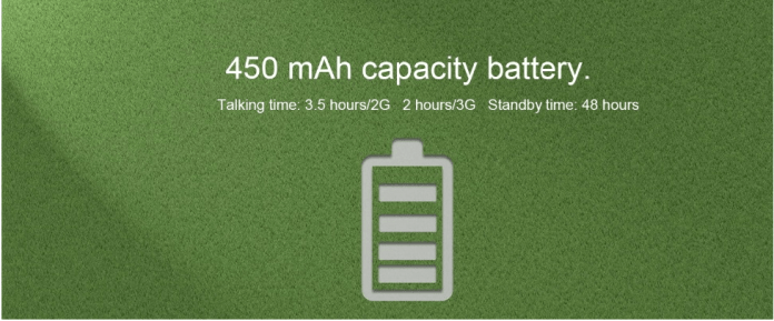 Long lasting Battery battery LES2 Smartwatch