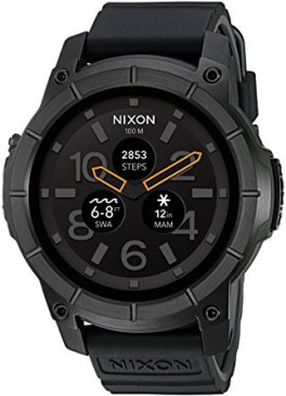 Nixon Mission Smartwatch
