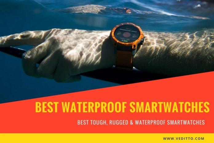Best Waterproof Smartwatches 2021