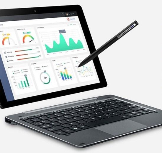 CHUWI Hi10 Pro 2 in 1 Ultrabook Tablet