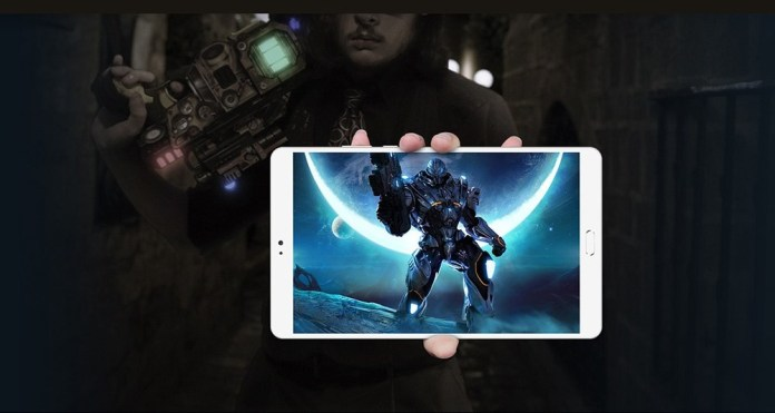 Teclast Master T8 Tablet - 'Born for Game'