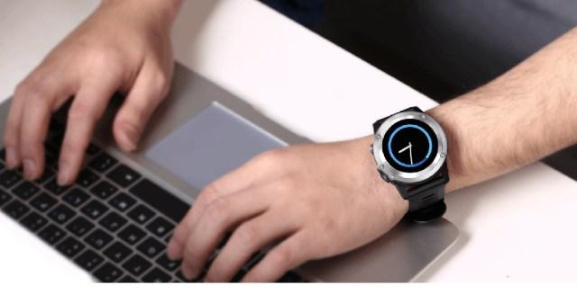 Microwear H1 3G Smartwatch
