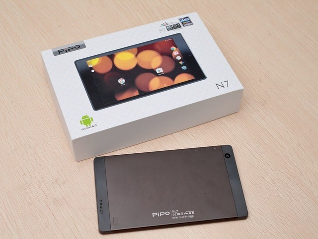 Pipo N7 Tablet PC Unboxing